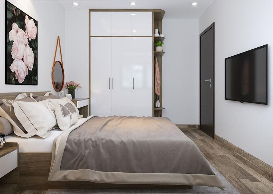 Tủ áo - Sản phẩm không thể thiếu trong phòng ngủ