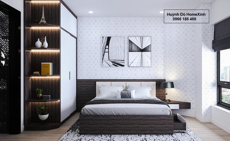 Combo nội thất phòng ngủ đẹp, hiện đại