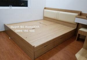 Thiết Kế Đặc Biệt Của Mẫu giường Thong Minh