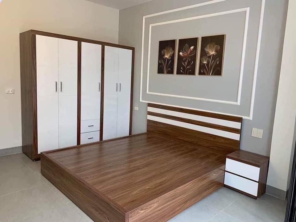 combo nội thất phòng ngủ giá rẻ đơn giản mà đầy đủ công năng