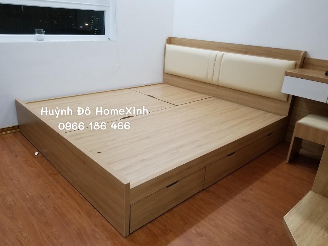 combo nội thất phòng ngủ giá rẻ cbn 142
