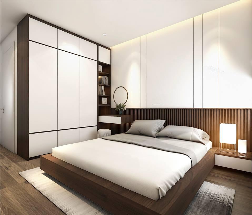 Mẫu nội thất phòng ngủ đẹp, hiện đại 2021