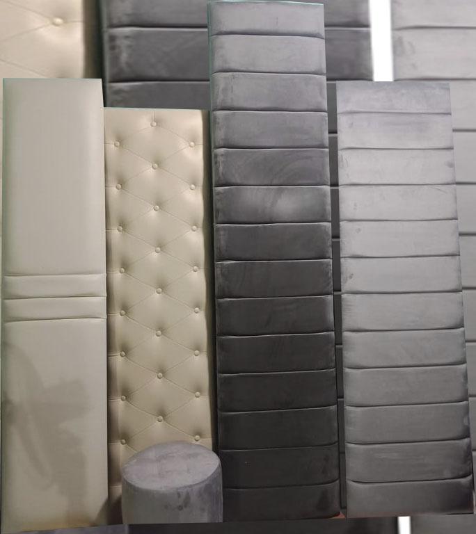 Các mẫu đệm đầu giường phổ biến